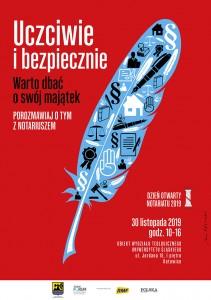 DON 2019 (Dzień Otwarty Notariatu) - Katowice